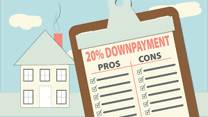 down payment graphic