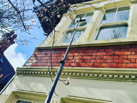 Spring Window Cleaning in Cardiff