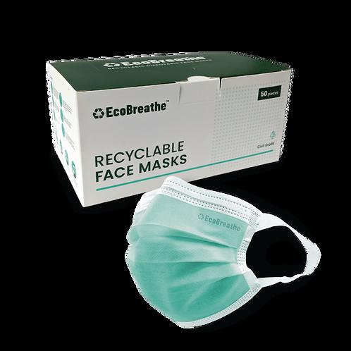 EcoBreathe Face Masks - Civil