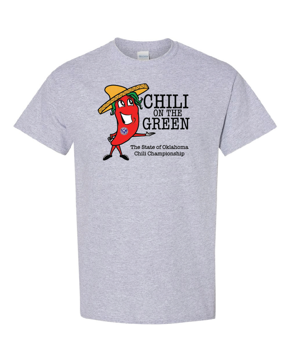 Event T-Shirts Chili on the Green