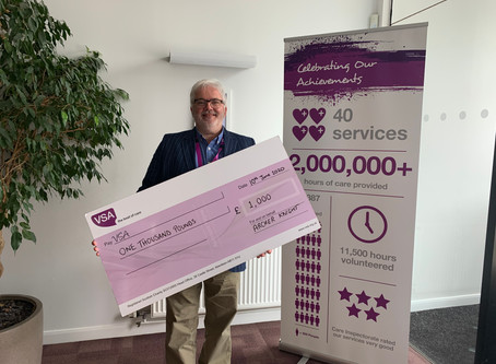 Archer Knight backs COVID-19 appeal to help vulnerable residents
