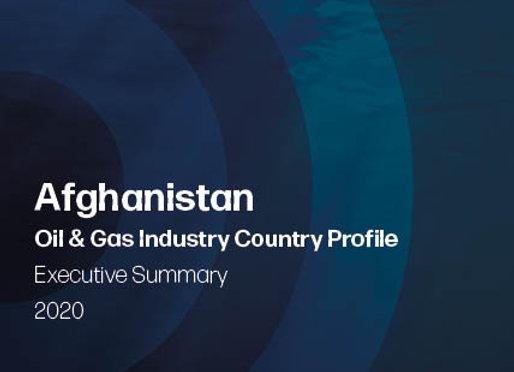 AKMI Afghanistan Oil & Gas Country Profile
