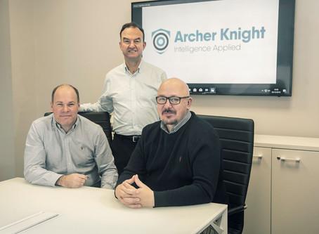 Archer Knight announces second equity raise.