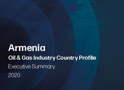 AKMI Armenia Oil & Gas Country Profile