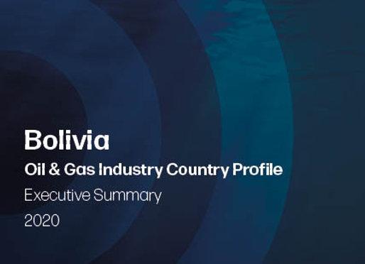 AKMI Bolivia Oil & Gas Country Profile