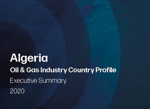 AKMI Algeria Oil & Gas Country Profile