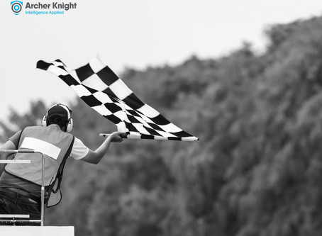 How Market Intelligence helps keep you on the track