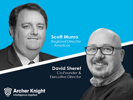 Archer Knight Americas business continues to expand