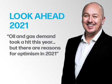 Look ahead 2021 - David Sheret