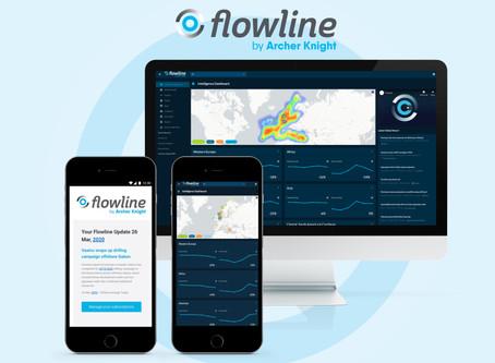 Announcing Flowline - Archer Knight's new subsea market intelligence software platform