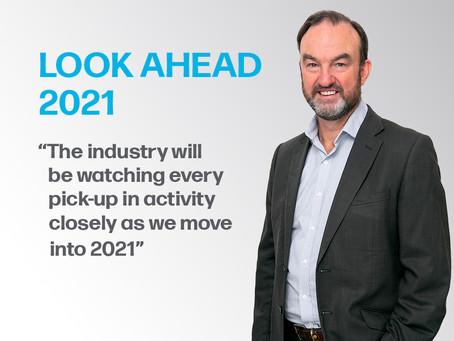 Look Ahead 2021 – John Scrimgeour