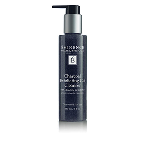 Charcoal Exfoliating Cleanser