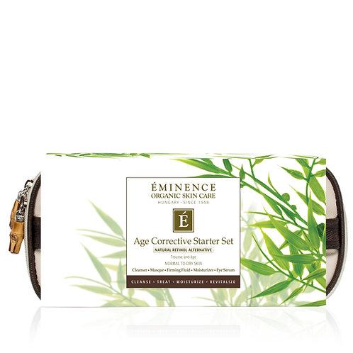 Eminence Organics Age Corrective Starter Kit