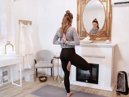 ONLINE YOGA CLASSES NOW OFFERED AT HM DAY SPA