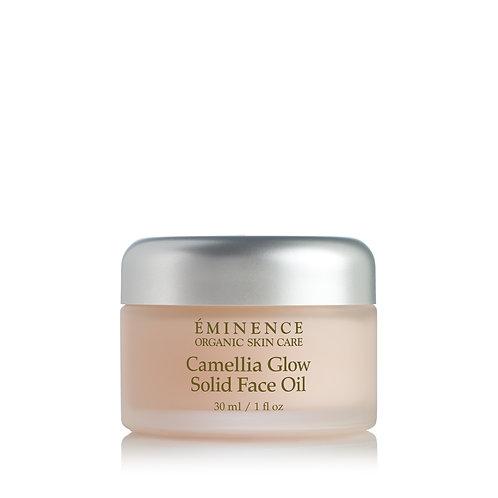 Eminence Organics Camellia Glow Solid Face Oil