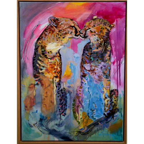 Lovers Be Wild - Framed (47cm x 62cm)