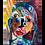 Thumbnail: Lady Entropy - Framed (70cm x 86cm)
