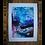 Thumbnail: Ocean Whisperer - Fine Art Print Framed