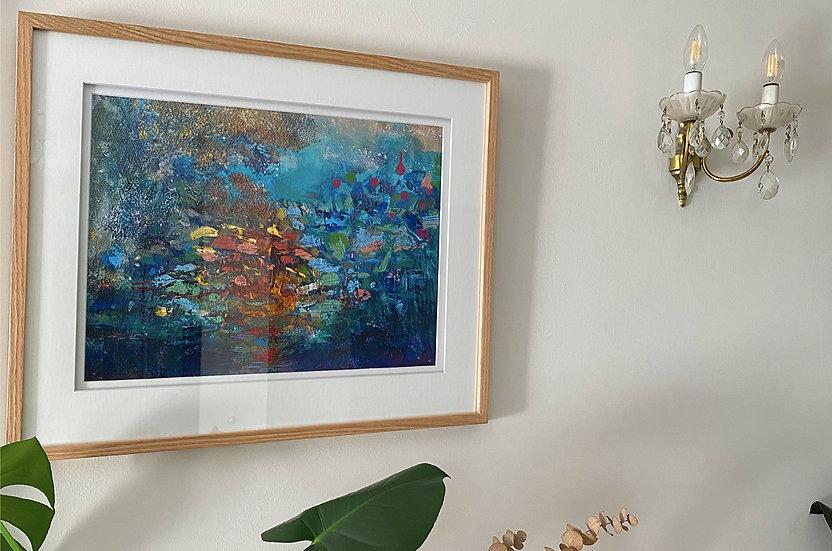 Clarity - Framed (46cm x 33cm)