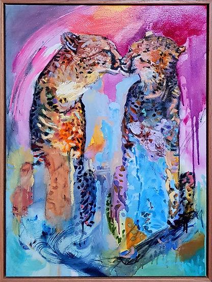 Lovers Be Wild - Framed (47cm x 62cm)