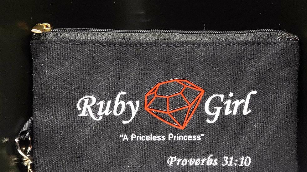 Ruby Girl Bra Wallet