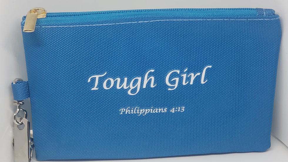 Tough Girl Nylon Bra Wallet