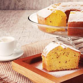 Quatro haicais com bolo