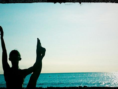 Junko's blog Yonder Yoga