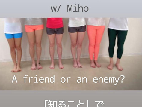 【2hrs Special Class w/ Miho 】