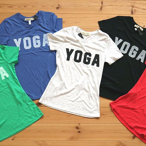 【INSTOCK】Yonder Yoga/YOGA TEE