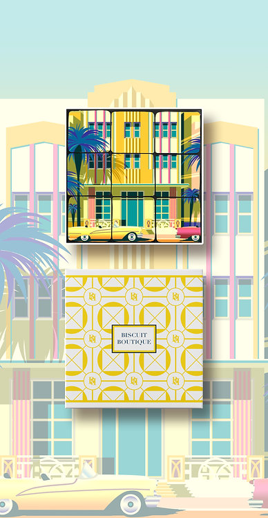 PRALINES IN COCOA BISCUIT SHELLS - Riviera5