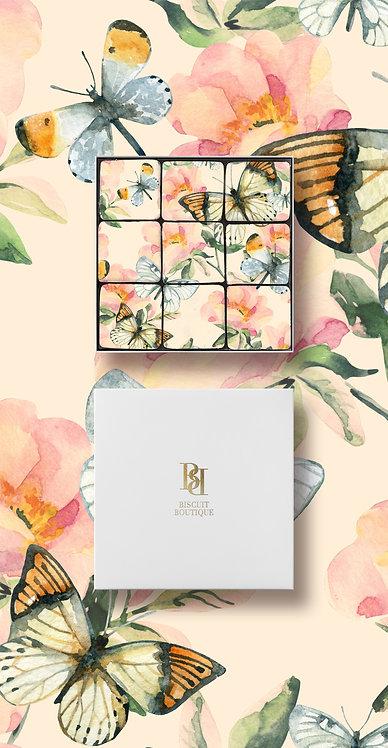 MOSAIC BISCUIT BOX - FL17