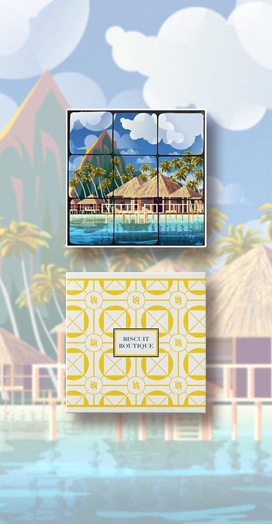 PRALINES IN COCOA BISCUIT SHELLS - Riviera2