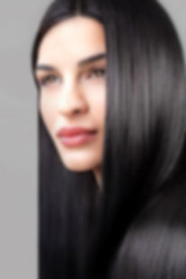 Hair straightening, Hair straightenng London, Straight hair