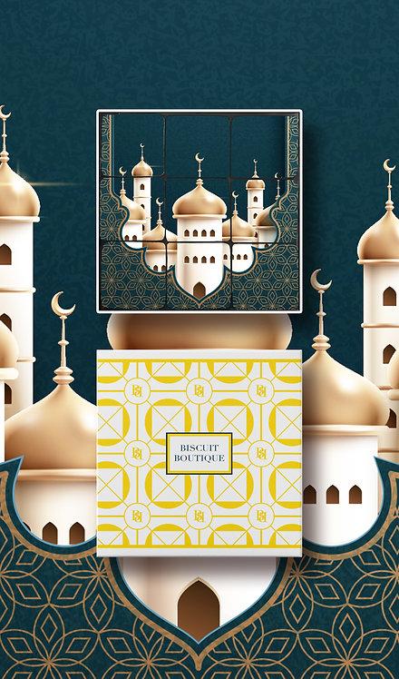 Mosaic Biscuit Box - EID1