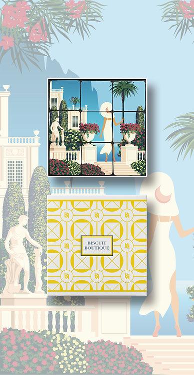 PRALINES IN COCOA BISCUIT SHELLS - Riviera10