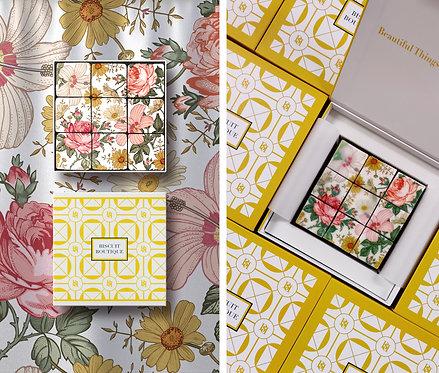 Mosaic Biscuit Box - Silk4