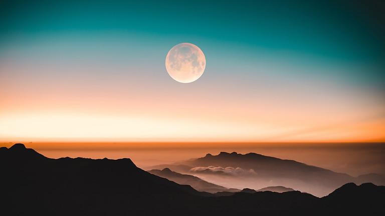 6/26 女性限定:満月の瞑想会
