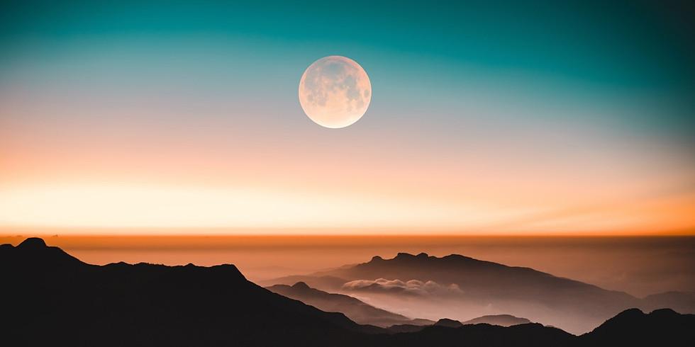 7/25 女性限定:満月の瞑想会