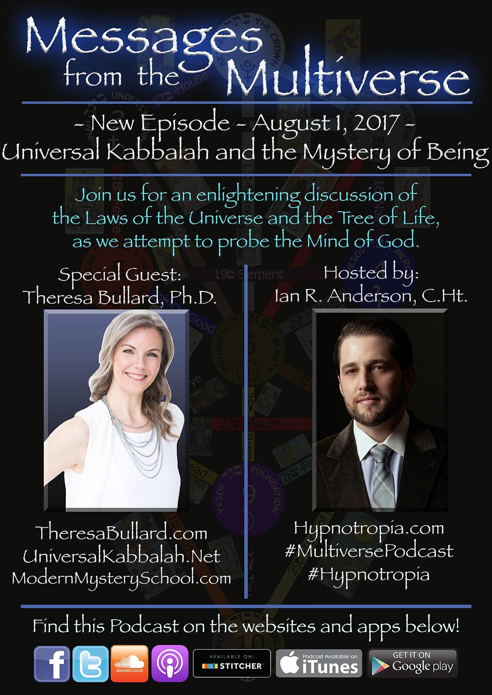 Universal Kabbalah - Dr. Theresa Bullard
