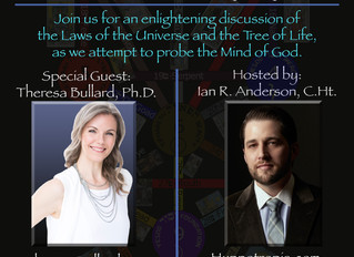 NEW! Episode 18 - Universal Kabbalah and the Mystery of Being w/ Dr. Theresa Bullard