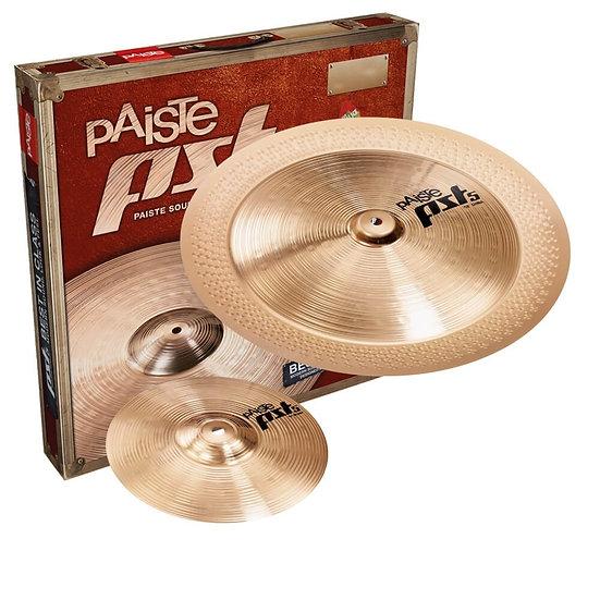 Paiste PST 5 2pc Effects Cymbal Set