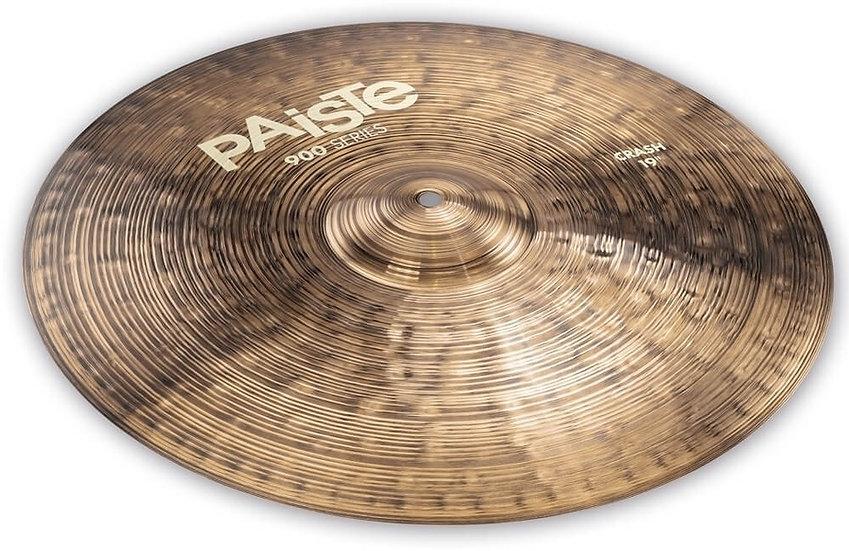 "Paiste 19"" 900 Series Crash Cymbal"