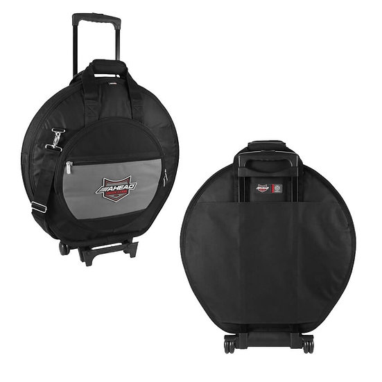Ahead Armor Deluxe Cymbal Trolley Bag
