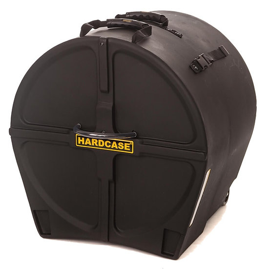 "Hardcase HN16B 16"" Bass Drum Case"
