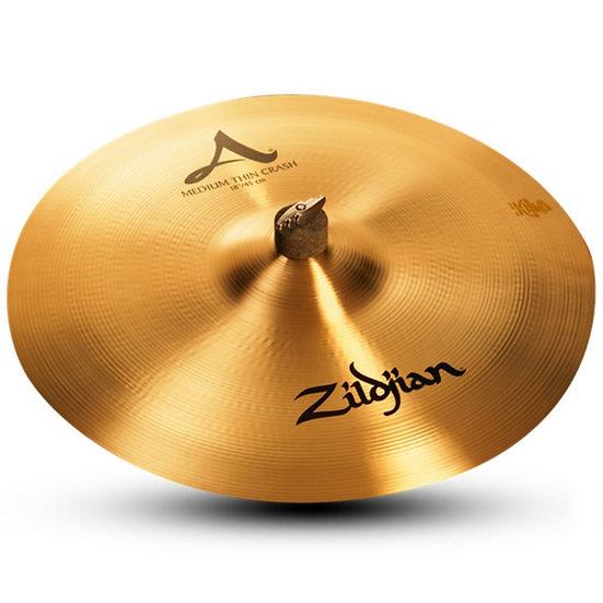 "Zildjian A 18"" Medium Thin Crash"