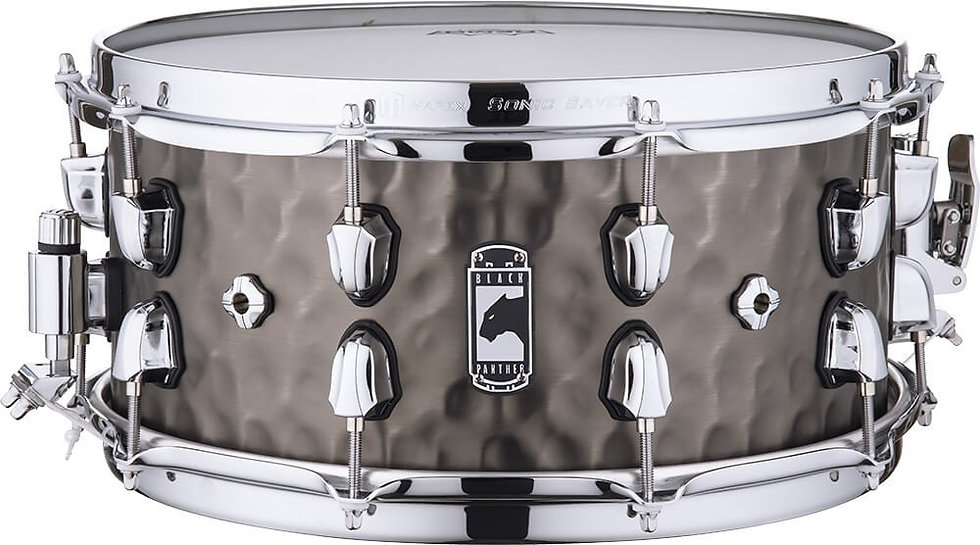 """Mapex 14"""" x 6"""" Black Panther Persuader Snare Drum"""