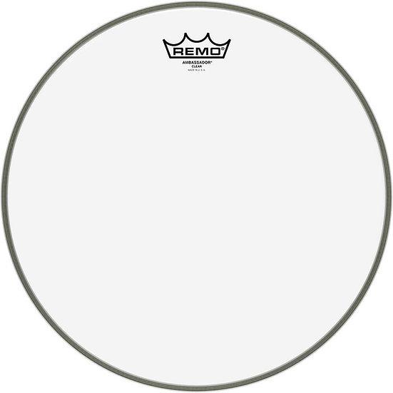 Remo Clear Ambassador Drum Head