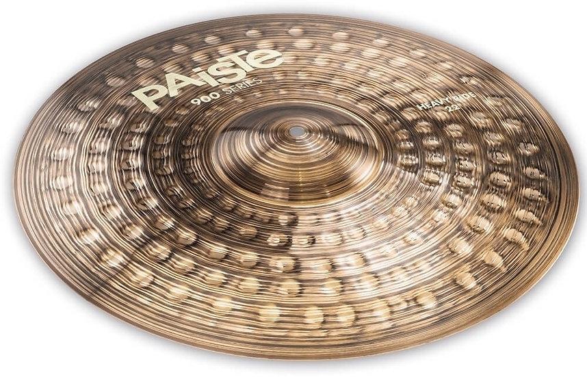 "Paiste 22"" 900 Series Heavy Ride Cymbal"
