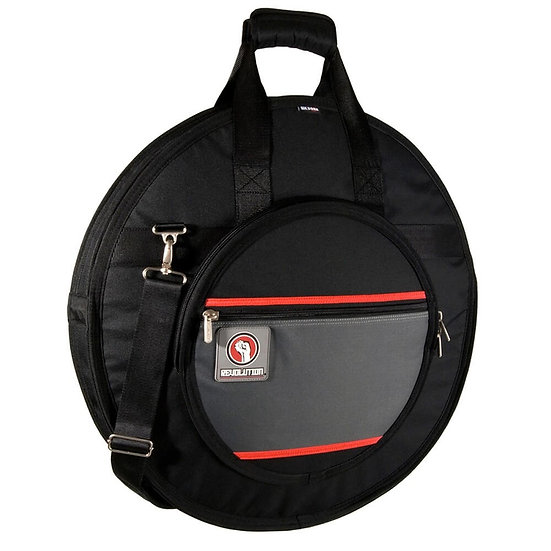 Ahead Armor Deluxe Cymbal Bag W/Padded Back Pack Straps